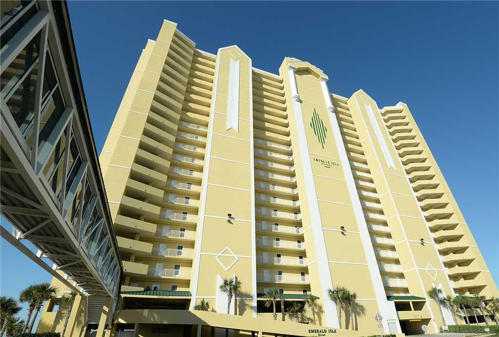 Emerald Isle 506 2 Bedrooms Beachfront Wi-Fi Pool Sleeps 8 Condo rental in Emerald Isle in Panama City Beach Florida - #29