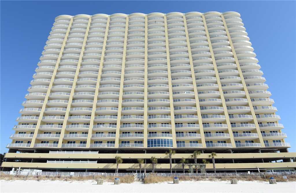 Emerald Isle 506 2 Bedrooms Beachfront Wi-Fi Pool Sleeps 8 Condo rental in Emerald Isle in Panama City Beach Florida - #30
