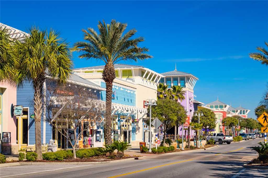 Emerald Isle 506 2 Bedrooms Beachfront Wi-Fi Pool Sleeps 8 Condo rental in Emerald Isle in Panama City Beach Florida - #36