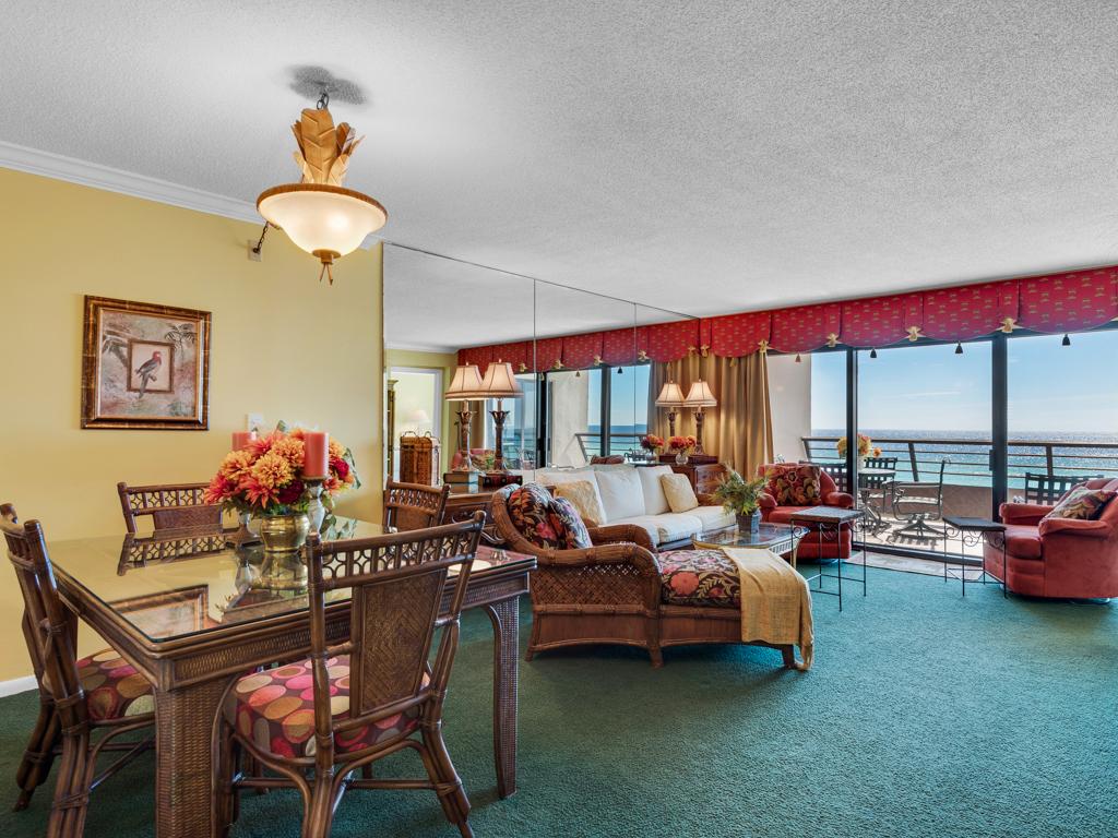 Emerald Towers 0405 Condo rental in Emerald Towers in Destin Florida - #5