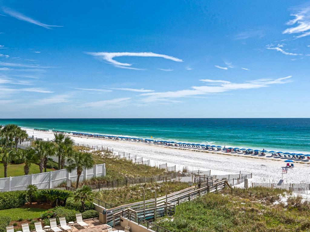 Emerald Towers 0405 Condo rental in Emerald Towers in Destin Florida - #13