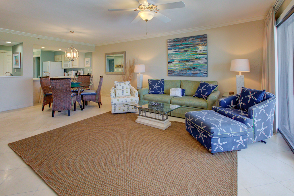 Emerald Towers 0603 Condo rental in Emerald Towers in Destin Florida - #3