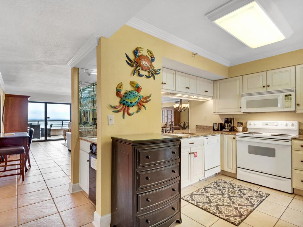 Emerald Towers 0604 Condo rental in Emerald Towers in Destin Florida - #13