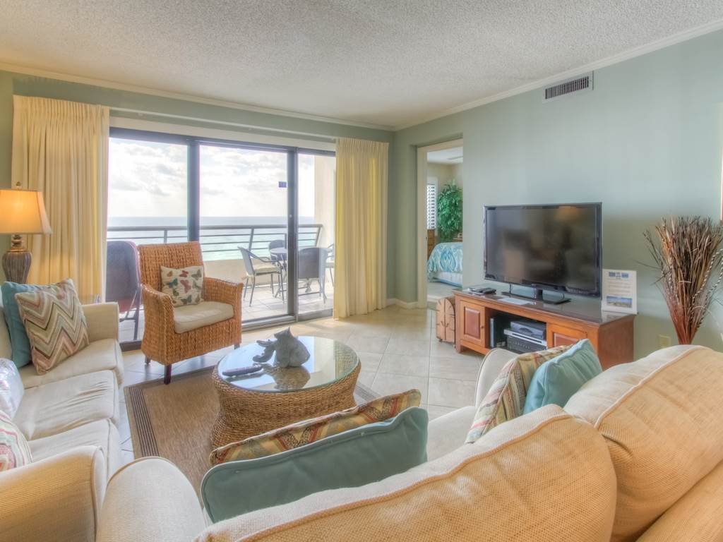 Emerald Towers 0803 Condo rental in Emerald Towers in Destin Florida - #2