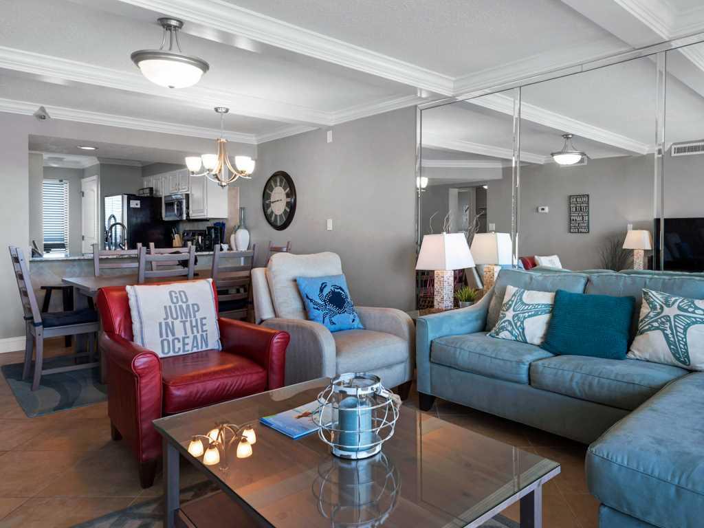 Emerald Towers 0805 Condo rental in Emerald Towers in Destin Florida - #2