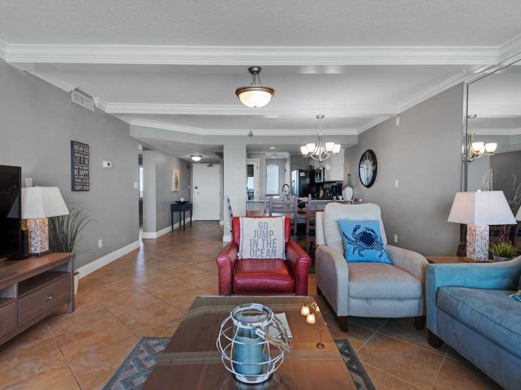 Emerald Towers 0805 Condo rental in Emerald Towers in Destin Florida - #3