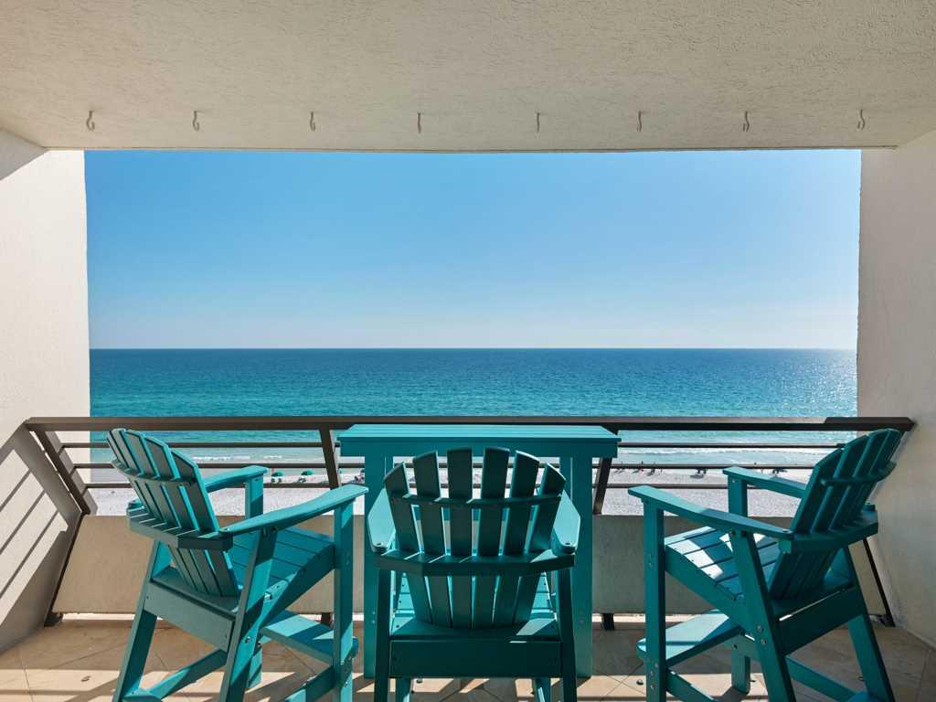 Emerald Towers 0805 Condo rental in Emerald Towers in Destin Florida - #13