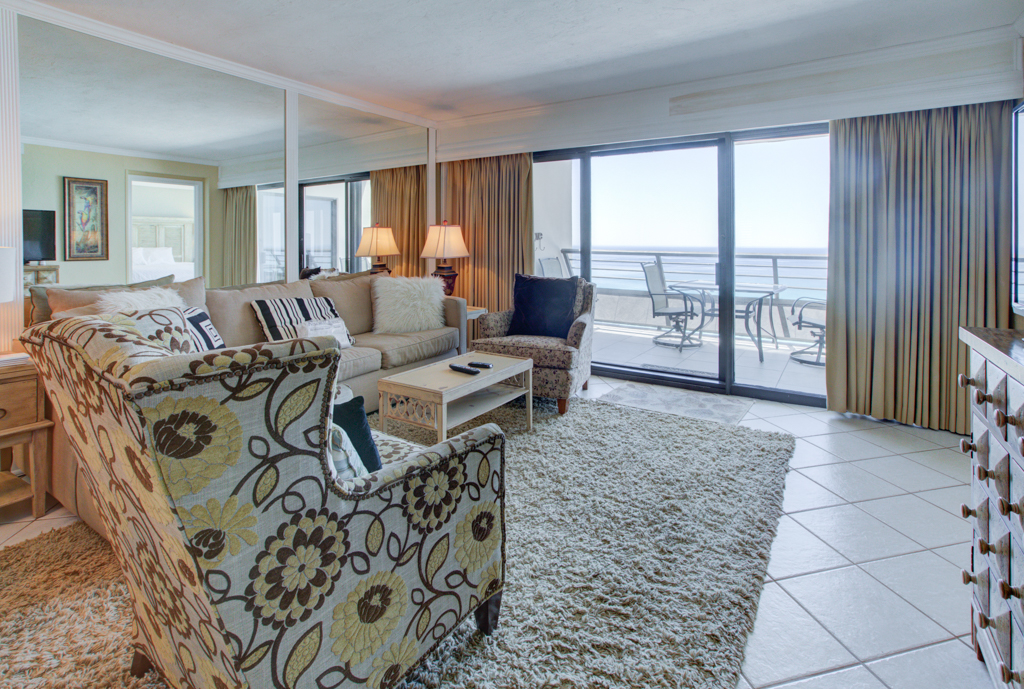 Emerald Towers 1003 Condo rental in Emerald Towers in Destin Florida - #1