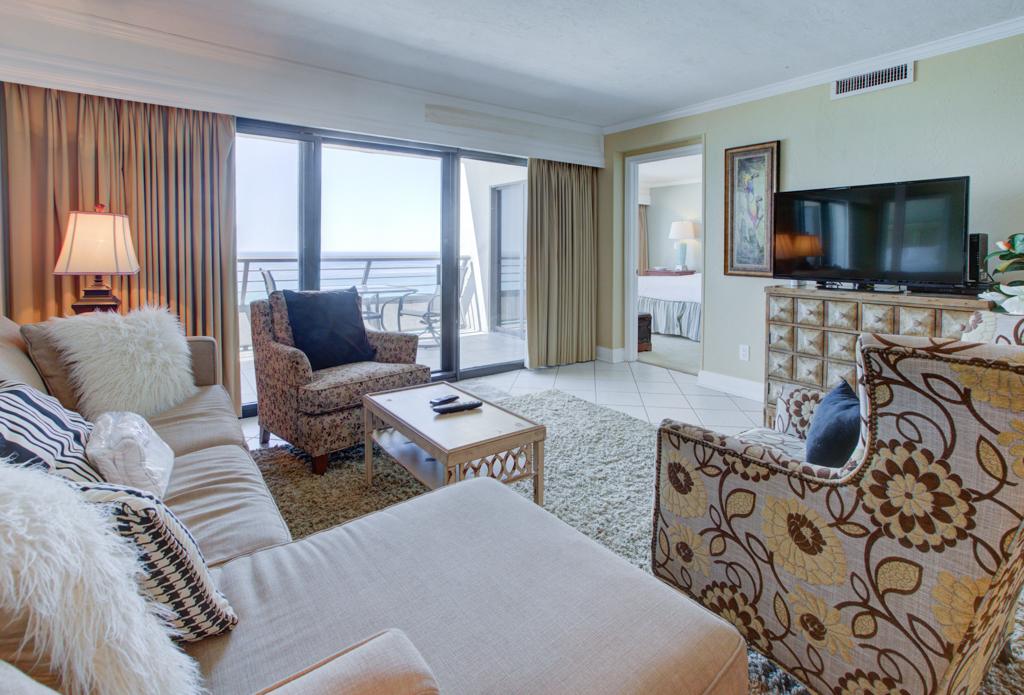 Emerald Towers 1003 Condo rental in Emerald Towers in Destin Florida - #2