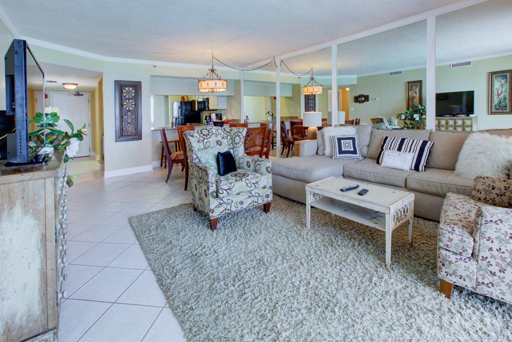 Emerald Towers 1003 Condo rental in Emerald Towers in Destin Florida - #4