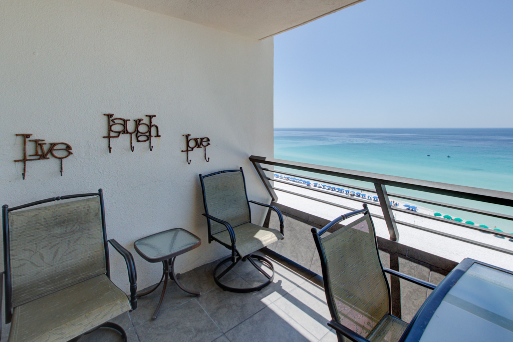 Emerald Towers 1003 Condo rental in Emerald Towers in Destin Florida - #5