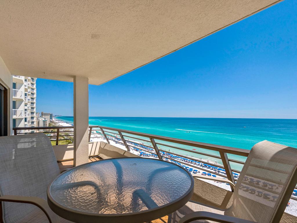 Emerald Towers 1101 Condo rental in Emerald Towers in Destin Florida - #2