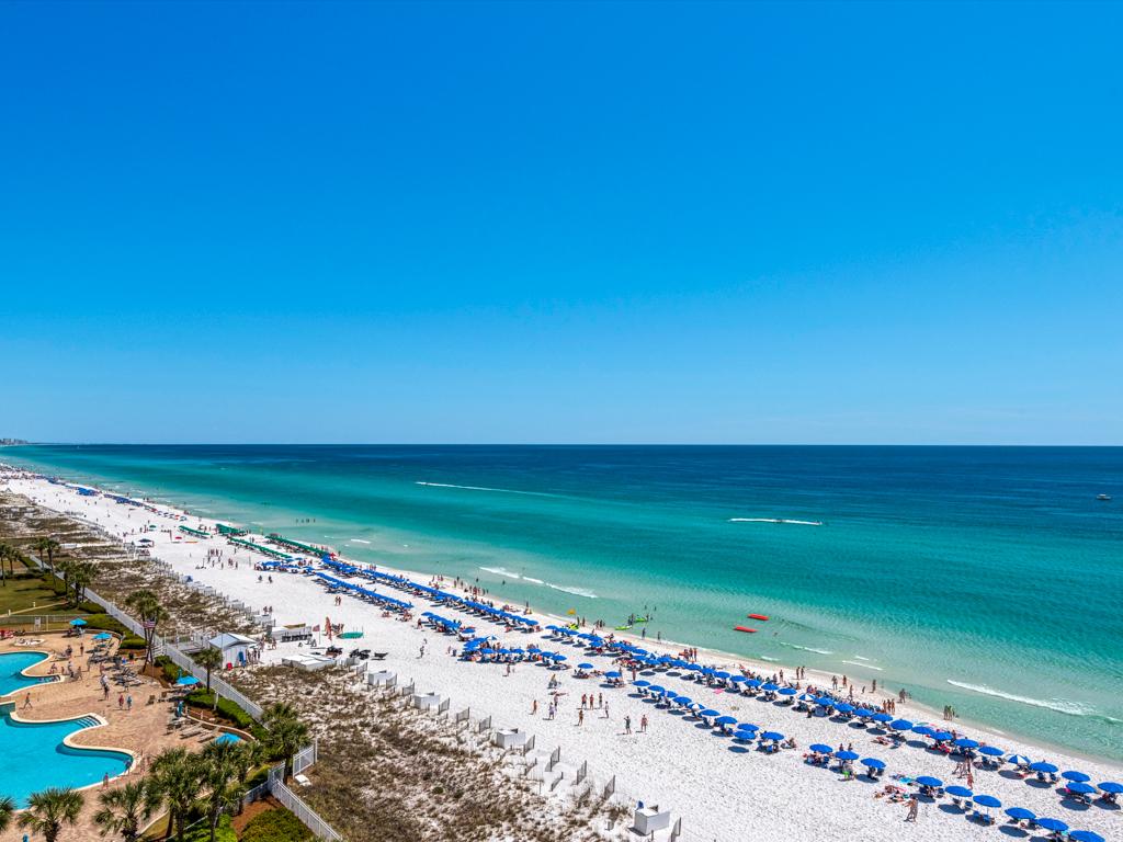 Emerald Towers 1101 Condo rental in Emerald Towers in Destin Florida - #4