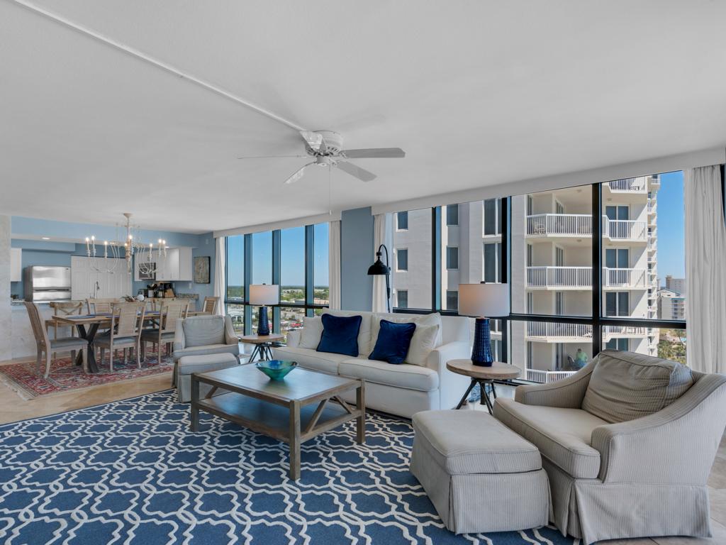 Emerald Towers 1101 Condo rental in Emerald Towers in Destin Florida - #8