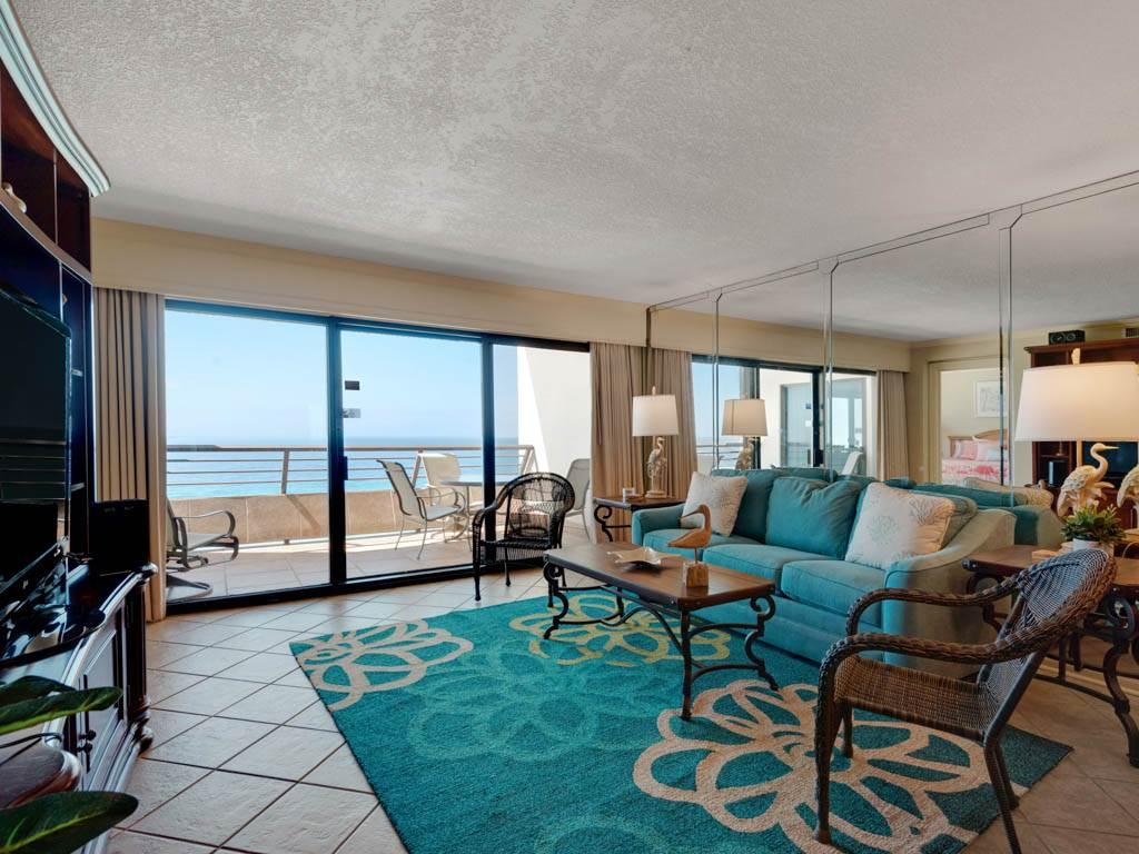 Emerald Towers 1202 Condo rental in Emerald Towers in Destin Florida - #1