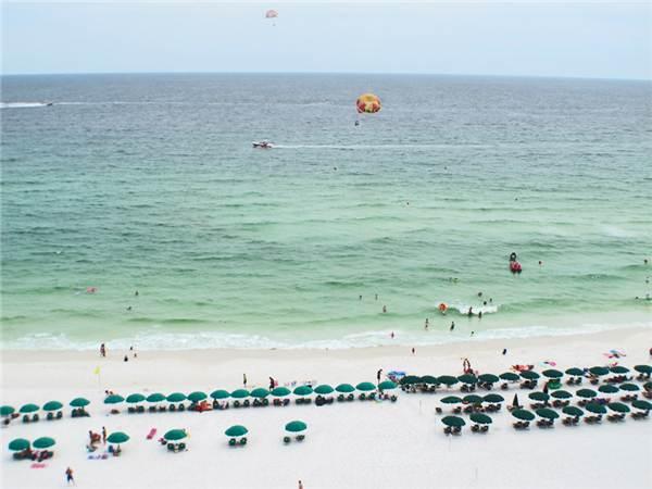Emerald Towers 1204 Condo rental in Emerald Towers in Destin Florida - #12