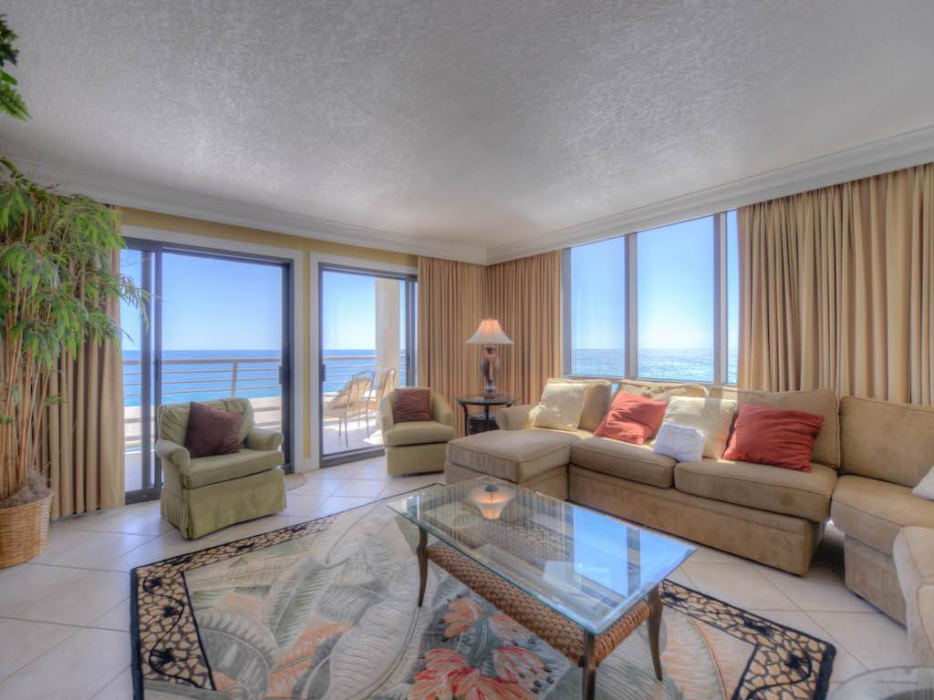 Emerald Towers 1206 Condo rental in Emerald Towers in Destin Florida - #1