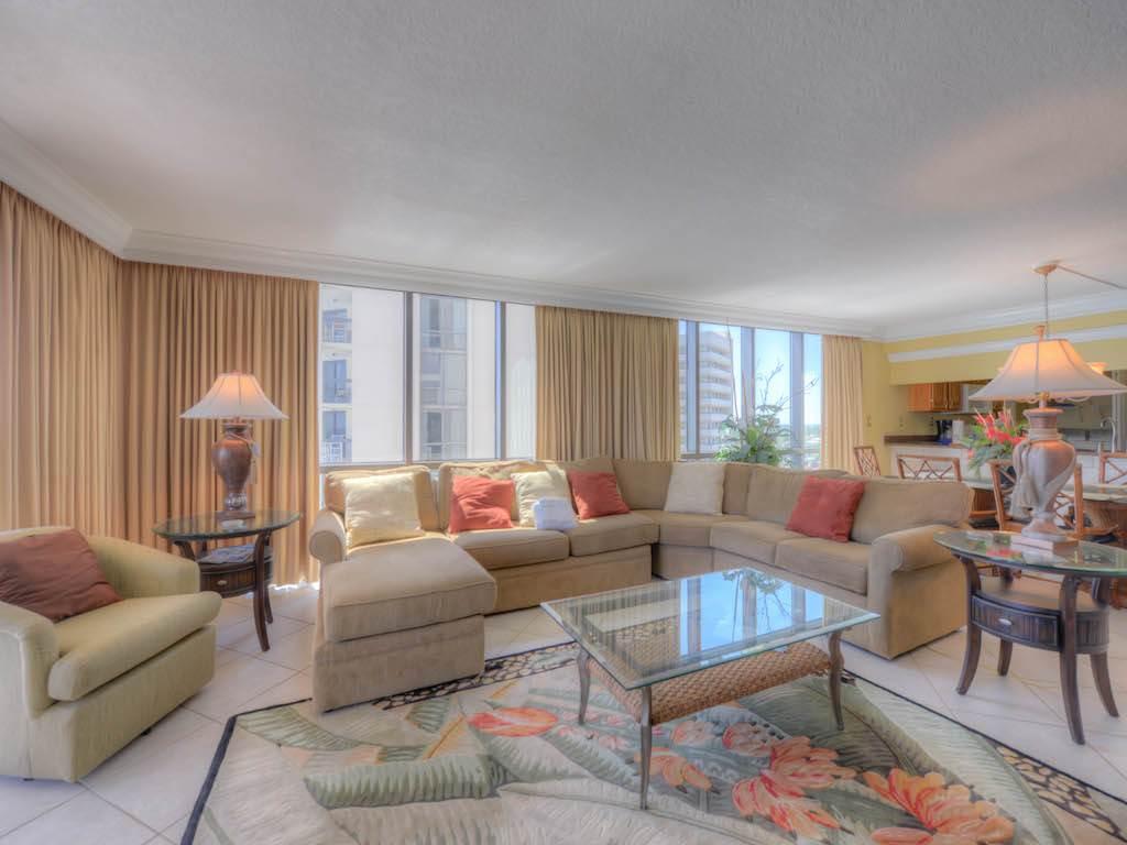 Emerald Towers 1206 Condo rental in Emerald Towers in Destin Florida - #3