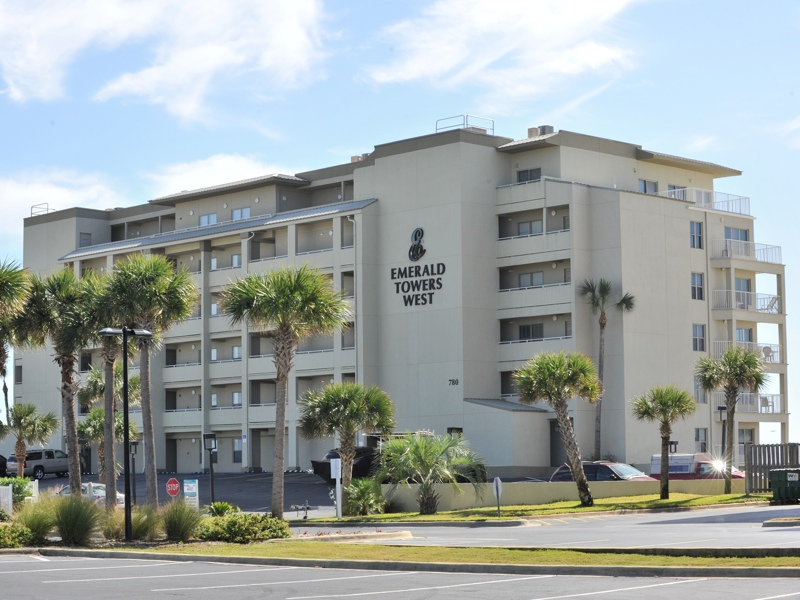 Emerald Towers West 2007 Condo rental in Emerald Towers West  in Fort Walton Beach Florida - #17