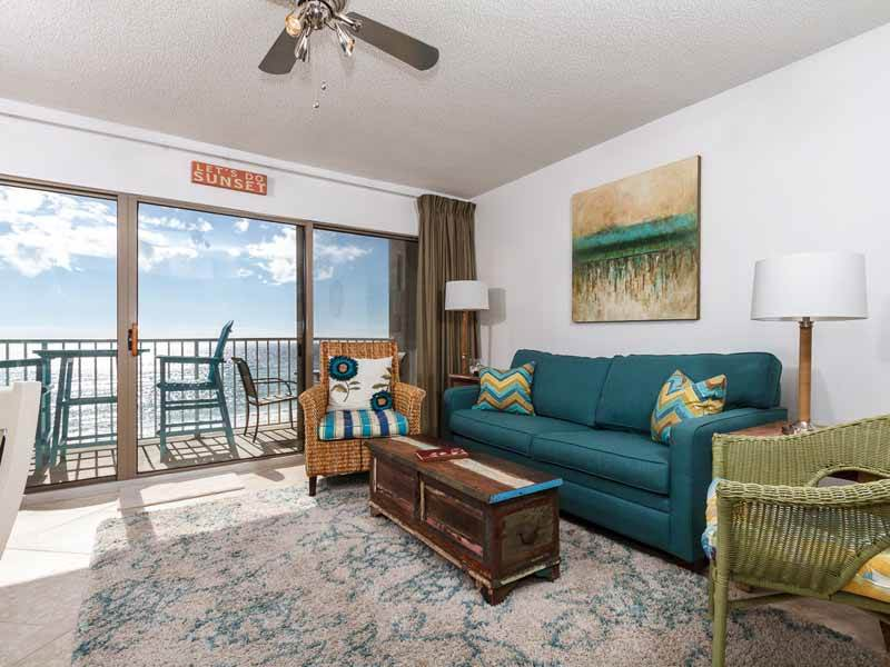 Emerald Towers West 4004 Condo rental in Emerald Towers West  in Fort Walton Beach Florida - #1