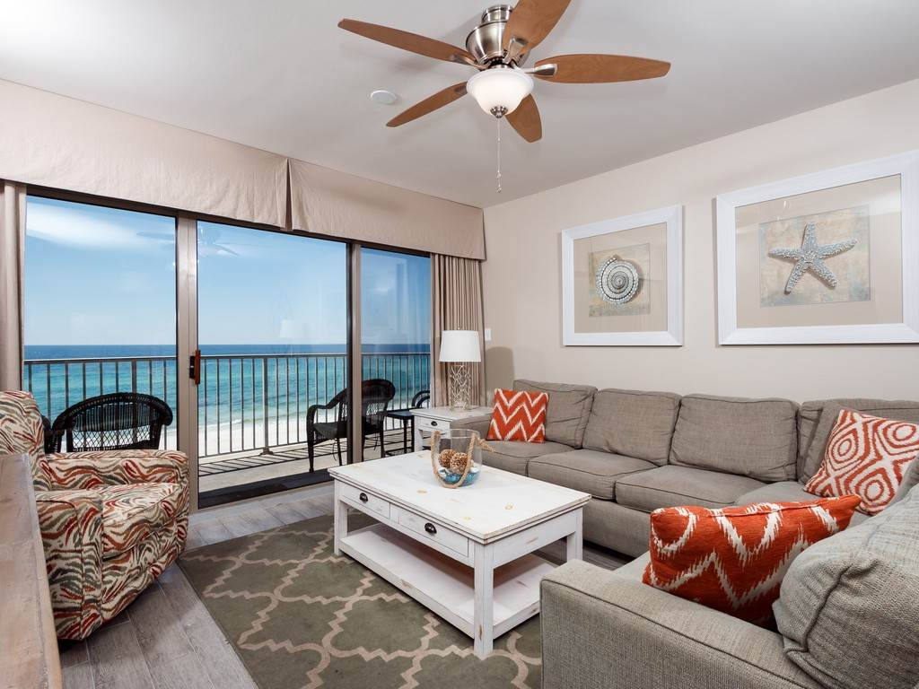 Emerald Towers West 4005 Condo rental in Emerald Towers West  in Fort Walton Beach Florida - #1