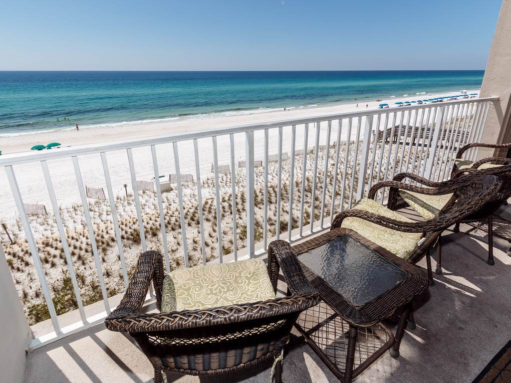 Emerald Towers West 4005 Condo rental in Emerald Towers West  in Fort Walton Beach Florida - #4