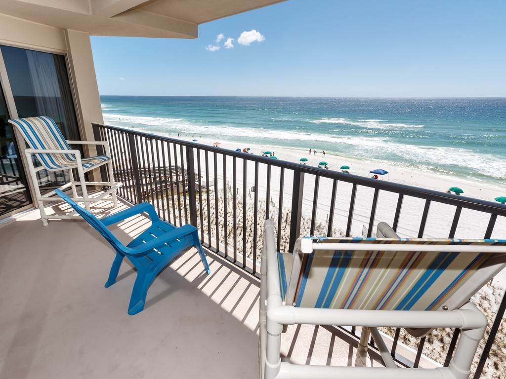 Emerald Towers West 5002 Condo rental in Emerald Towers West  in Fort Walton Beach Florida - #5