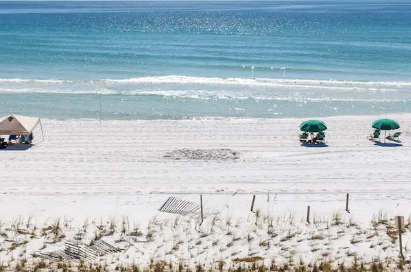 Beachfront Emerald Towerss Fort Walton Florida