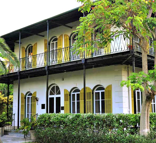 Ernest Hemingway House & Museum in Key West Florida