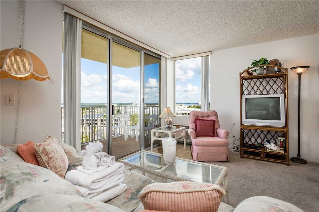 Estero Beach & Tennis 1201A 1 Bedroom Elevator Heated Pool Sleeps 4 Condo rental in Estero Beach and Tennis Club in Fort Myers Beach Florida - #4
