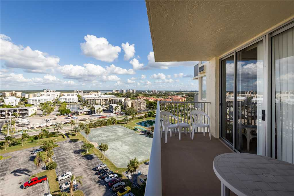 Estero Beach & Tennis 1201A 1 Bedroom Elevator Heated Pool Sleeps 4 Condo rental in Estero Beach and Tennis Club in Fort Myers Beach Florida - #15