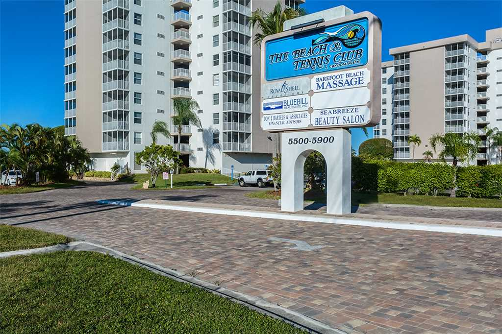 Estero Beach & Tennis 1201A 1 Bedroom Elevator Heated Pool Sleeps 4 Condo rental in Estero Beach and Tennis Club in Fort Myers Beach Florida - #24