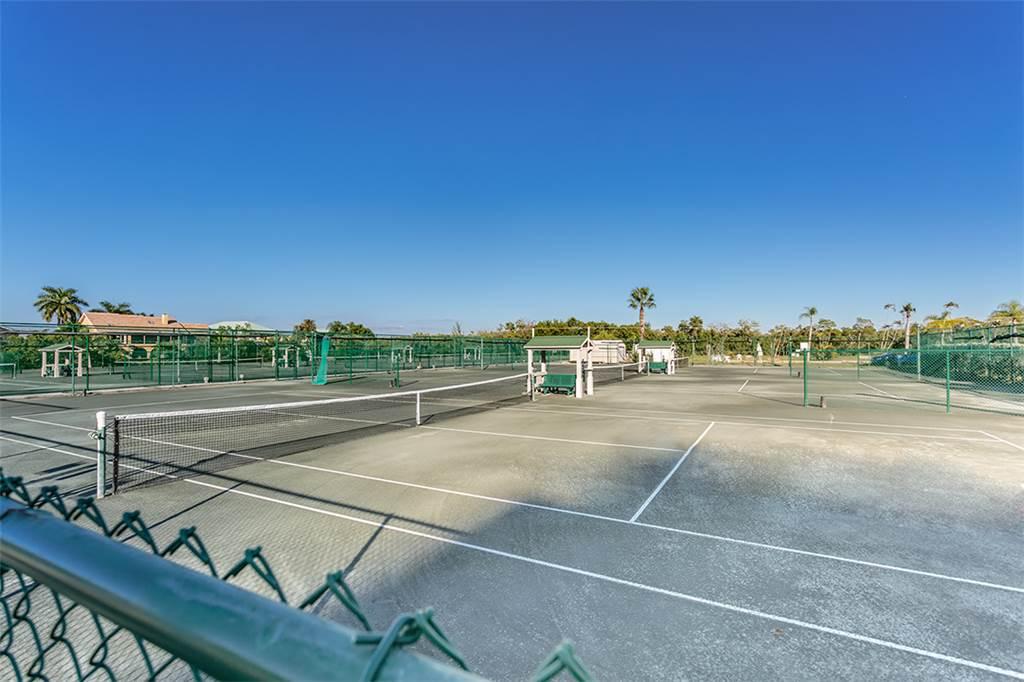Estero Beach & Tennis 1204A 1 Bedroom Elevator Heated Pool Sleeps 4 Condo rental in Estero Beach and Tennis Club in Fort Myers Beach Florida - #16