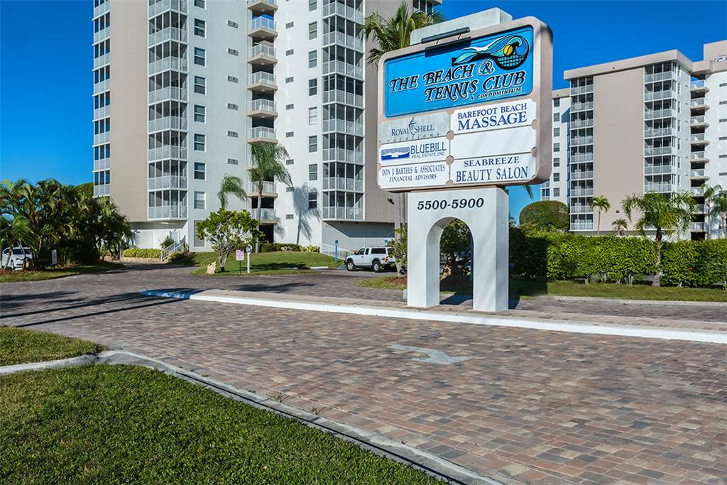 Estero Beach & Tennis 507C 1 Bedroom th Floor Elevator Heated Pool Sle Condo rental in Estero Beach and Tennis Club in Fort Myers Beach Florida - #16