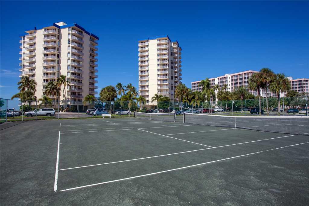 Estero Beach & Tennis 803C 1 Bedroom Elevator Heated Pool Sleeps 4 Condo rental in Estero Beach and Tennis Club in Fort Myers Beach Florida - #20