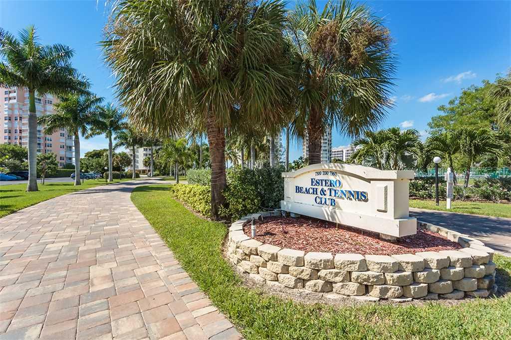 Estero Beach & Tennis 803C 1 Bedroom Elevator Heated Pool Sleeps 4 Condo rental in Estero Beach and Tennis Club in Fort Myers Beach Florida - #29