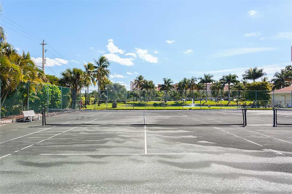 Estero Beach & Tennis 803C 1 Bedroom Elevator Heated Pool Sleeps 4 Condo rental in Estero Beach and Tennis Club in Fort Myers Beach Florida - #32
