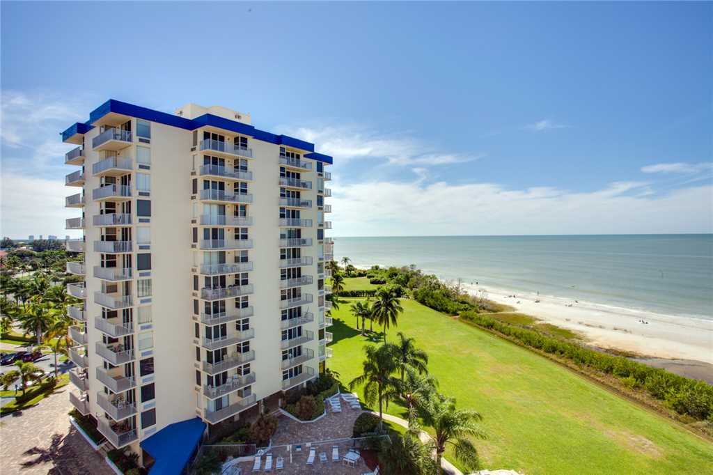 Estero Beach & Tennis 805A1 Bedroom Elevator Heated Pool Sleeps 4 Condo rental in Estero Beach and Tennis Club in Fort Myers Beach Florida - #23