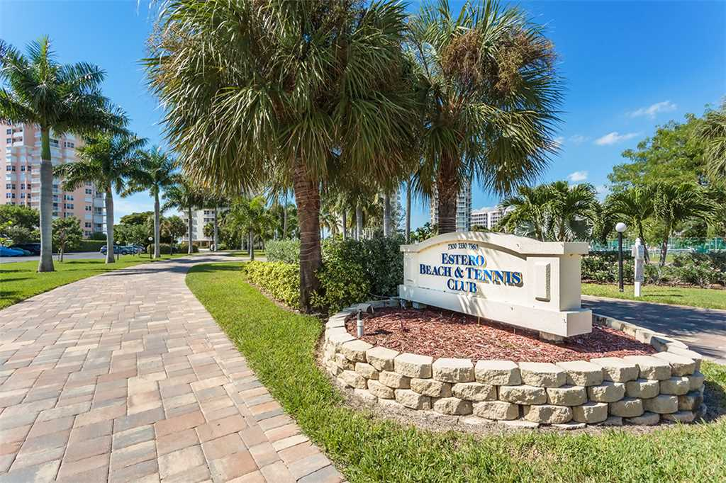 Estero Beach & Tennis 805A1 Bedroom Elevator Heated Pool Sleeps 4 Condo rental in Estero Beach and Tennis Club in Fort Myers Beach Florida - #35