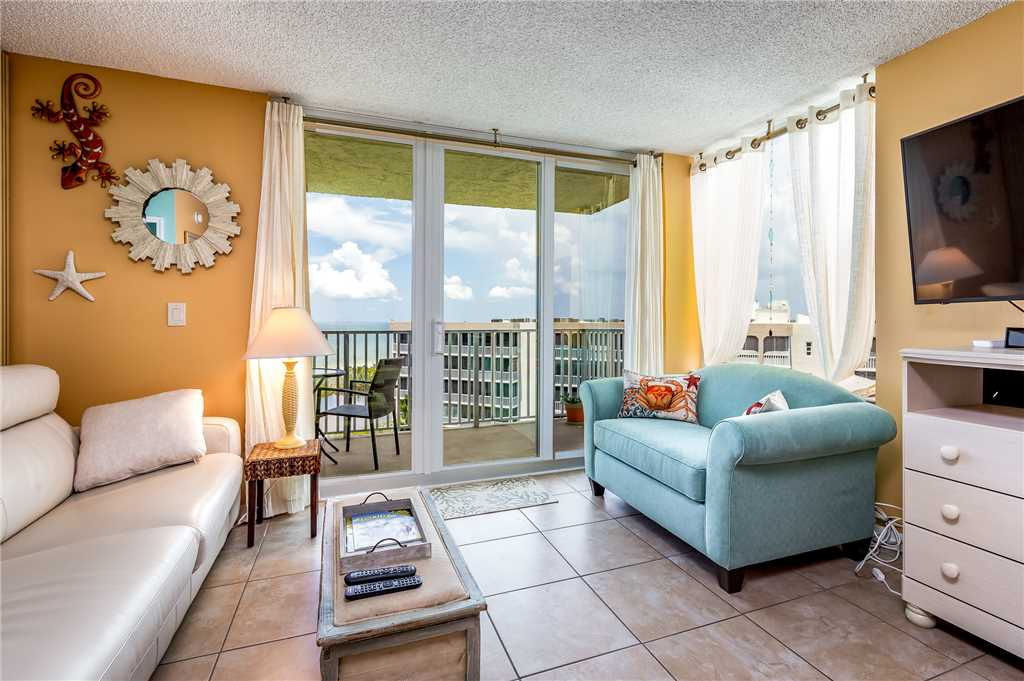 Estero Beach & Tennis 907A 1 Bedroom Elevator Heated Pool Sleeps 4 Condo rental in Estero Beach and Tennis Club in Fort Myers Beach Florida - #2