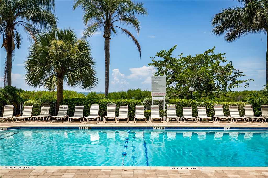 Estero Beach & Tennis 907A 1 Bedroom Elevator Heated Pool Sleeps 4 Condo rental in Estero Beach and Tennis Club in Fort Myers Beach Florida - #3