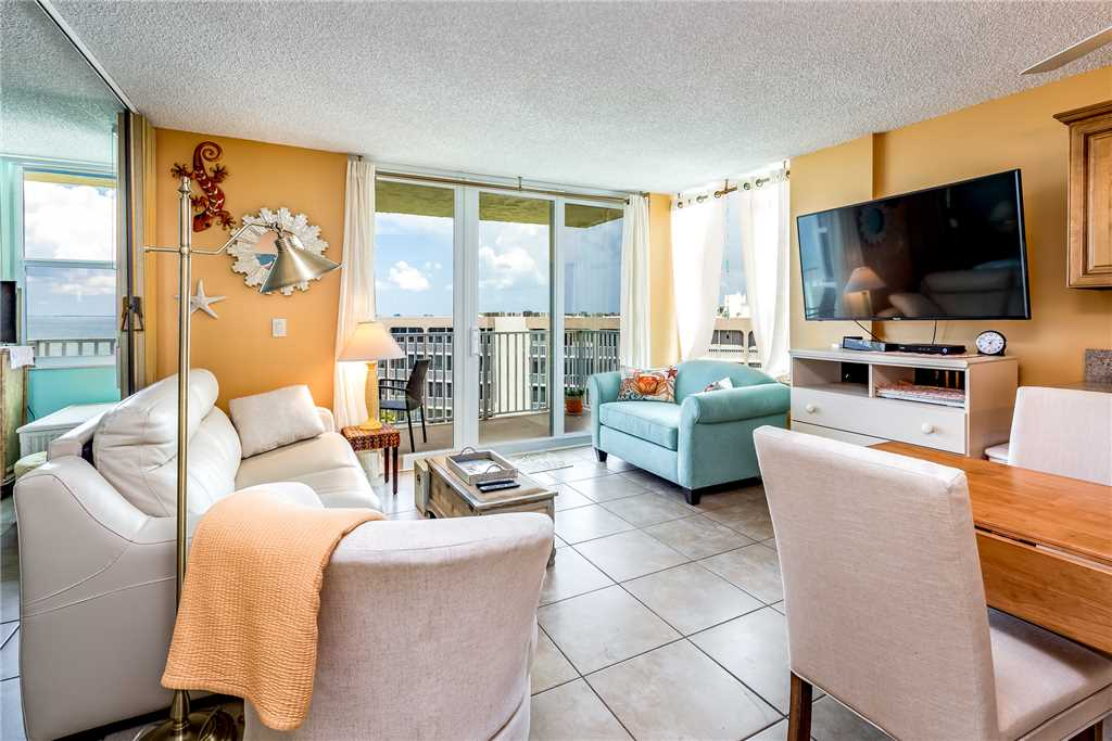 Estero Beach & Tennis 907A 1 Bedroom Elevator Heated Pool Sleeps 4 Condo rental in Estero Beach and Tennis Club in Fort Myers Beach Florida - #6