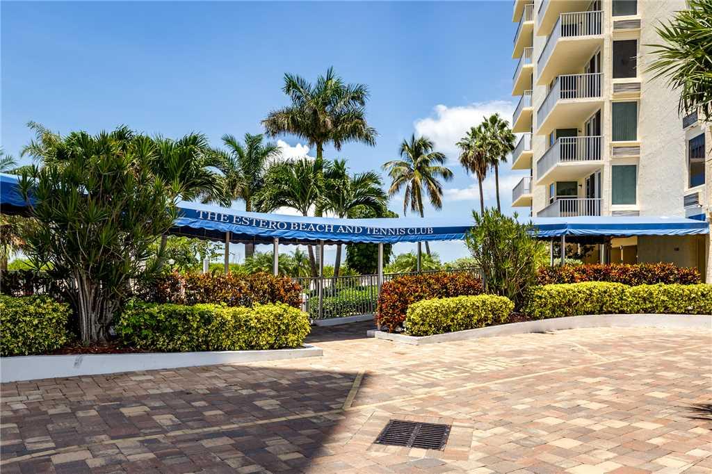 Estero Beach & Tennis 907A 1 Bedroom Elevator Heated Pool Sleeps 4 Condo rental in Estero Beach and Tennis Club in Fort Myers Beach Florida - #18