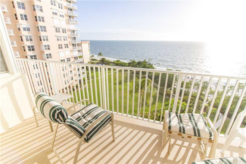 Estero Beach and Tennis 705C 1 Bedroom Bay View Pool Elevator Sleeps 4