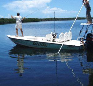 Excalibur Charter in Key Largo Florida