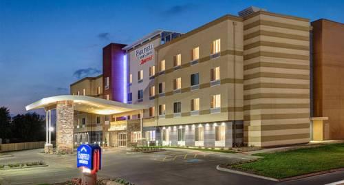 Fairfield Inn & Suites By Marriott Panama City Beach in Panama City Beach FL 83