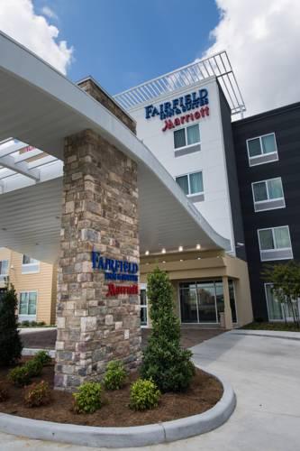 Fairfield Inn & Suites By Marriott Panama City Beach in Panama City Beach FL 06