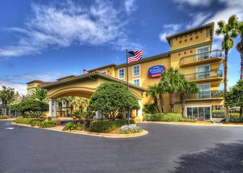 Fairfield Inn & Suites Destin in Destin FL 87