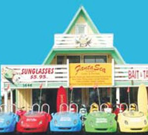 FantaSea Scooter Rentals in Destin Florida