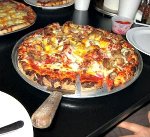Fat Daddy's Pizza in Highway 30-A Florida